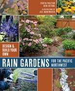 Rain gardens are a beautiful and relatively simple way to remove pollution from stormwater runoff.