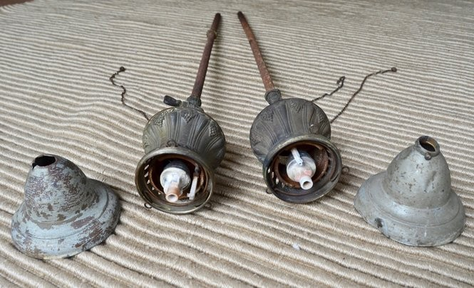 Whats It Worth >> What S It Worth Gas Lights Boy Scout Souvenir And More