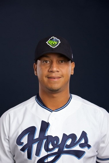 Yoimer Camacho was promoted to Single-A South Bend.