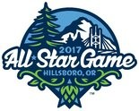 2017 NWL/PIO all-star game logo
