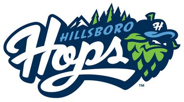 The Hillsboro Hops mascot, featuring a hop cone, was debuted Tuesday. The team plans to unveil the baseball caps and uniforms in November (Courtesy Short Season LLC)