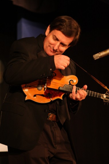 Mandolinist Evan Marshall is known for his duo-style, which sounds like two mandolins playing at once. Marshall will be performing with the Oregon Mandolin Orchestra on Friday, Oct. 25.