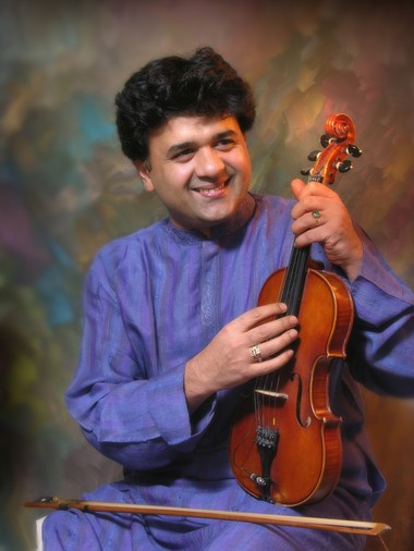 Vidwan Sri Ganesh Rajagopalan, one of India's leading professional violinists, was recently hired as the honorary artistic director for Rasika, a Hillsboro-based nonprofit promoting Indian culture through music, dance and art.