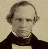 Peter Burnett, author of Oregon's 1844 exclusion law