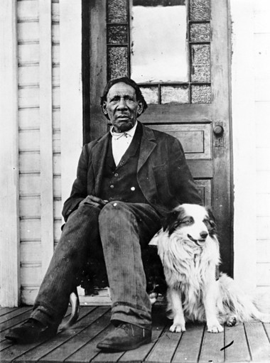 George Washington, a free African American who settled north of the Columbia River, is regarded as the founder of Centralia, Wash.