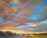 "Amanda Houston's pastel painting, ""Quintessential Eve,"" is Mayor Jerry Willey's 2014 selection for the City of Hillsboro Public Arts Program. (Photo courtesy of City of Hillsboro Parks and Recreation Department)"