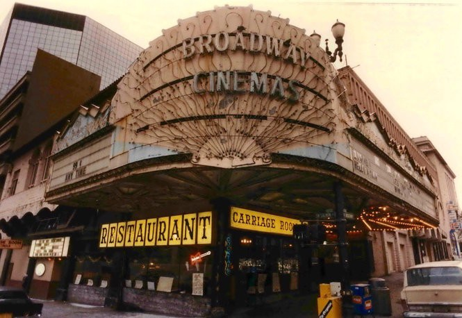 Film flashback: 31 movie theaters from Portland's golden age