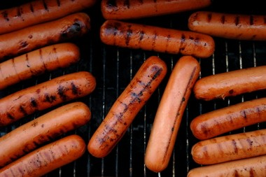 Yep. We really do expect you to cut up hot dogs for our toddlers.