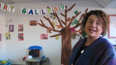 """Sheila Baer says she loves owning and operating Baerly Big Drop In Child Care in Tigard. """"I thought it was such a blessing to have the opportunity"""" to buy the business three years ago, she says."""