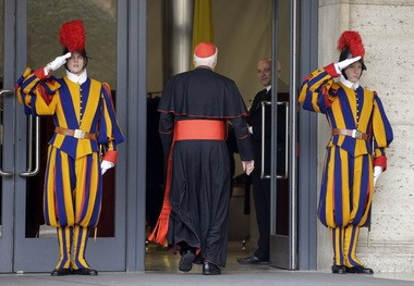 Almost all the cardinals eligible to vote for the next pope have arrived in Rome.