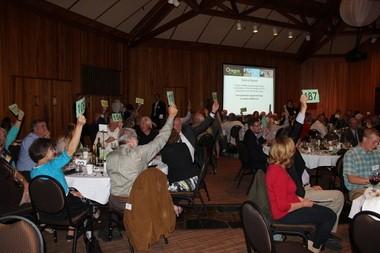 The eveningâÂÂÂÂs special appeal helped raise $125,000 for Oregon Wildlife.
