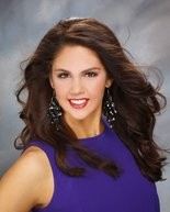 Allison Cook, Miss Oregon
