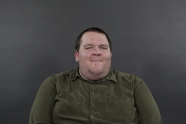 Aaron Pickel, 33, has found it hard to get a job after pleading guilty to a felony marijuana charge.