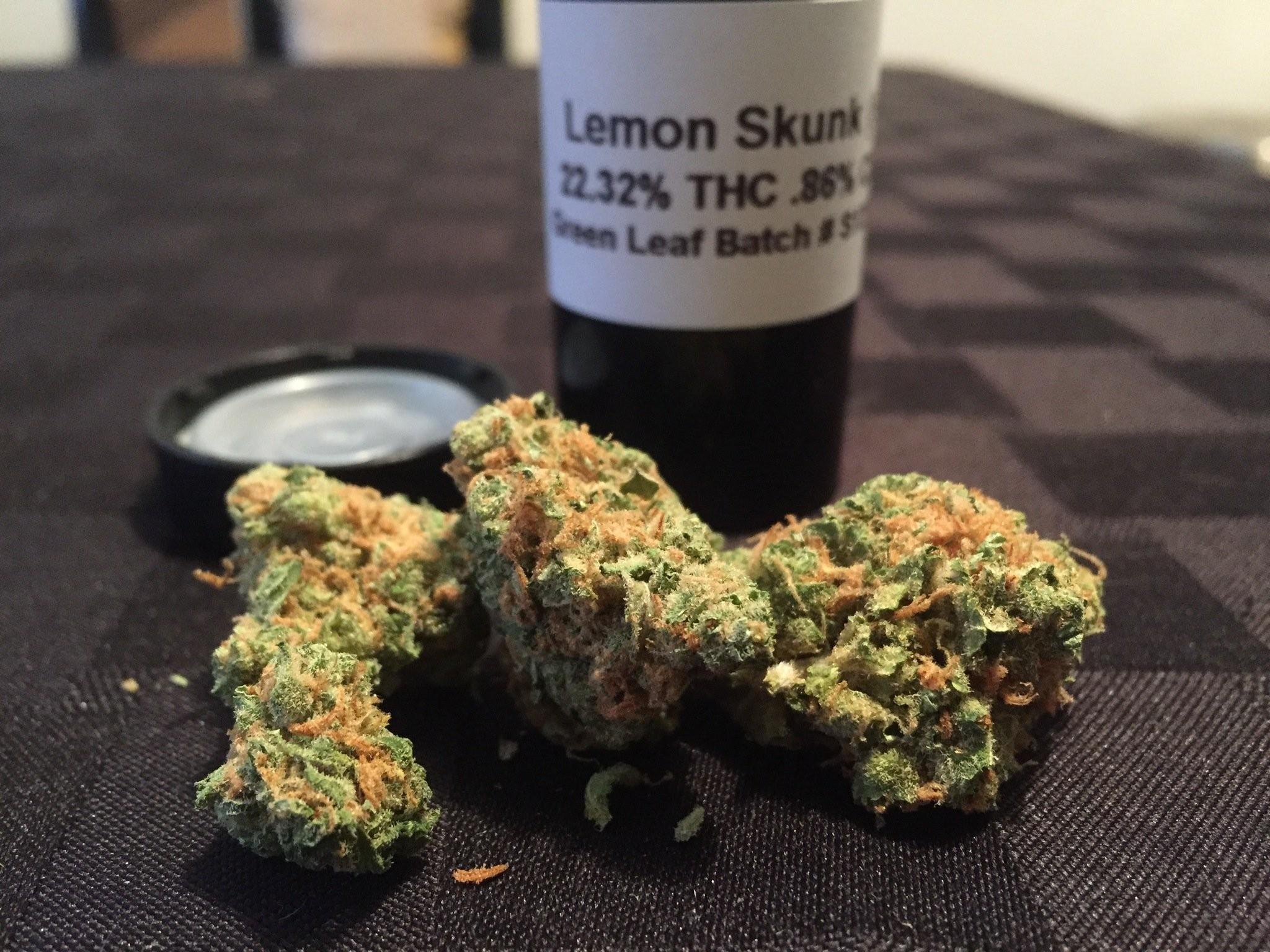Lemon Skunk (Cannabis review) - oregonlive com