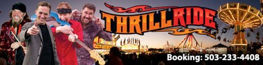 Thrillride performs May 31 at the Milwaukie Elks Lodge.