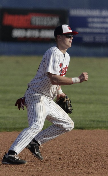 The next Scott Rolen? If the scouts are right, being the first Carson Kelly should be good enough.