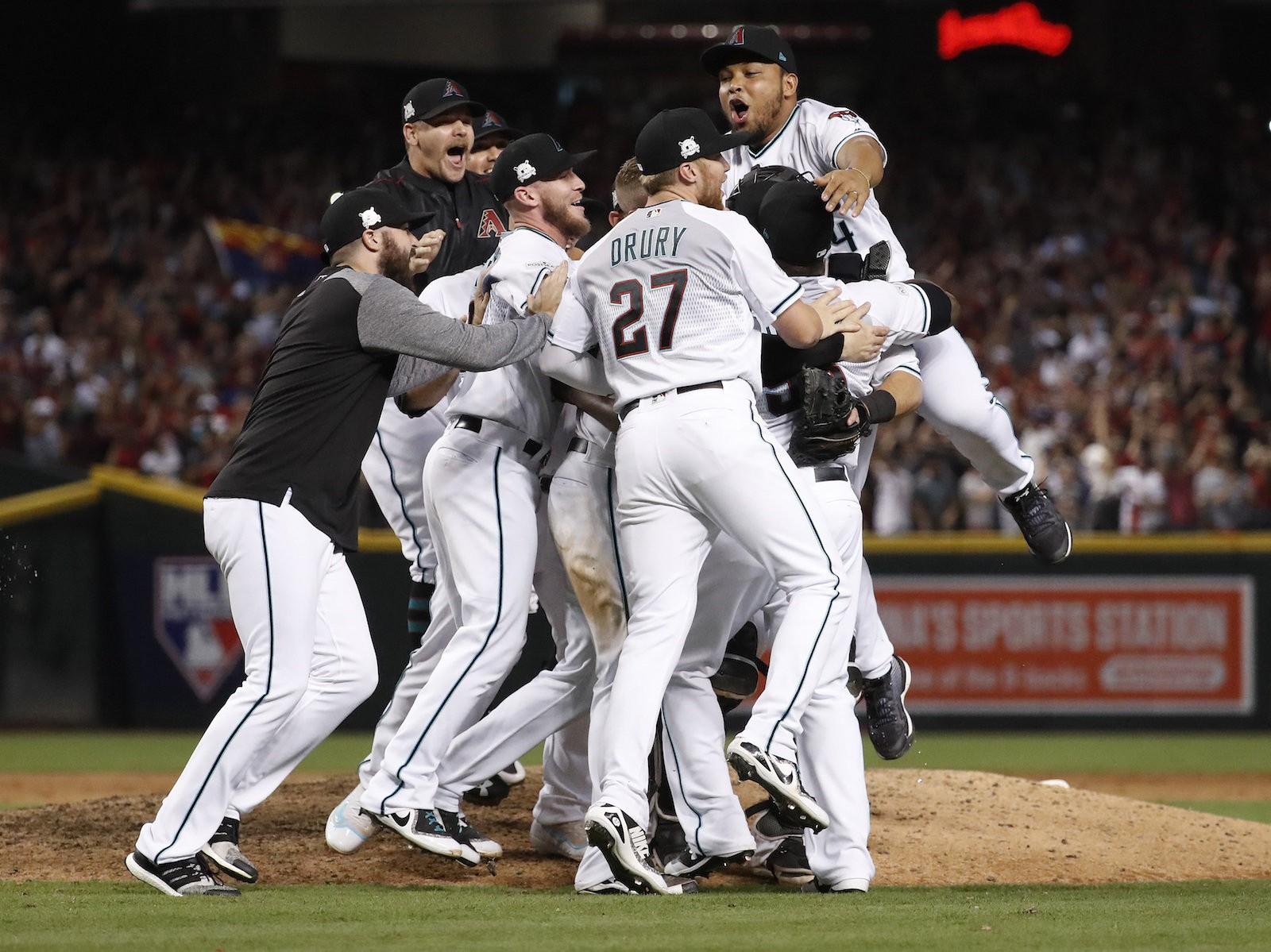 Nlds 2017 Schedule Arizona Diamondbacks Vs Los Angeles Dodgers Dates Times Tv Channel How To Watch Online Oregonlive Com