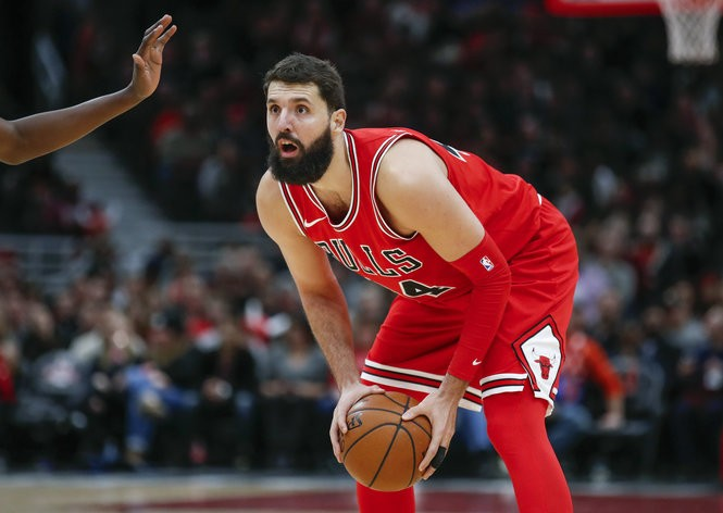 NBA trade rumors: Pelicans acquire Nikola Mirotic from Bulls