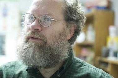 William Keene, in 2010