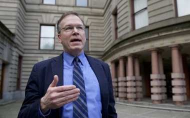 Portland Commissioner Nick Fish wants to sell a few properties owned by the city's Bureau of Environmental Services, which he oversees.