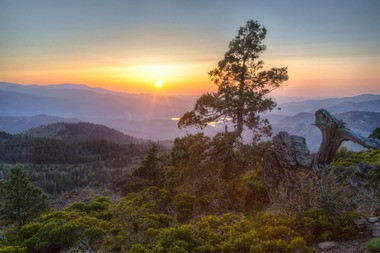 A scene from the Cascade-Siskiyou National Monument in Southern Oregon.