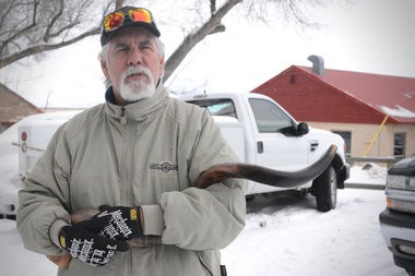 Brand Nu Thornton testified for the defense in the federal conspiracy trial against Ammon Bundy and six co-defendants. Thornton said he was among the initial group that arrived at the Malheur National Wildlife Refuge on Jan. 2