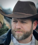 Ammon Bundy was a surprise visitor to the Hammonds' house in Burns in November 2015.