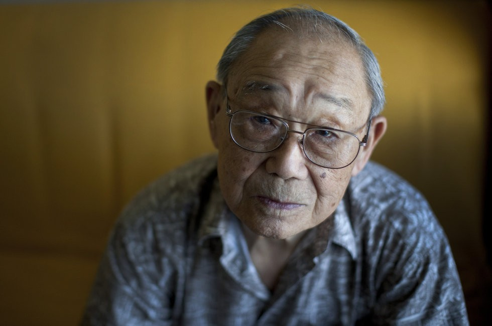 Homer Yasui, 88, was 17 when he entered Tule Lake, one of 10 Japanese internment camps.