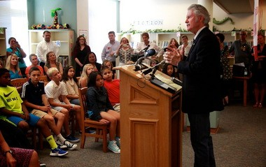 In his third term, Gov. John Kitzhaber set out to remake the education landscape, from preschool through college. He wanted to leave a legacy that would help generations of Oregonians attain higher levels of education.