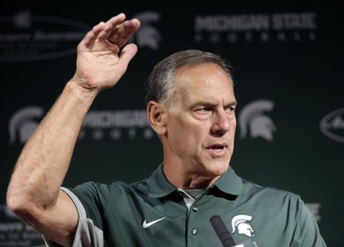 Michigan State coach Mark Dantonio, a former defensive coordinator at Ohio State, has made the Spartans a national threat recruiting Ohio.