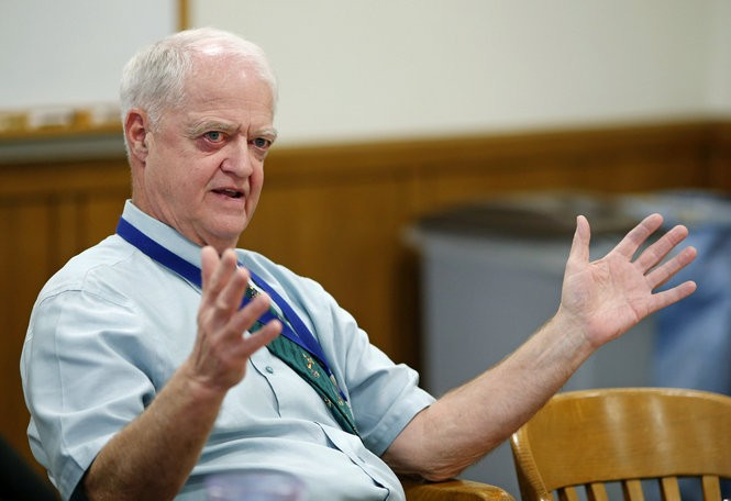 Oregon Senate President Peter Courtney, D-Salem, said he was worried and wary about the shift to independent governing boards because of what it might mean for the four smaller schools. He's still concerned. (AP Photo/Timothy J. Gonzalez)