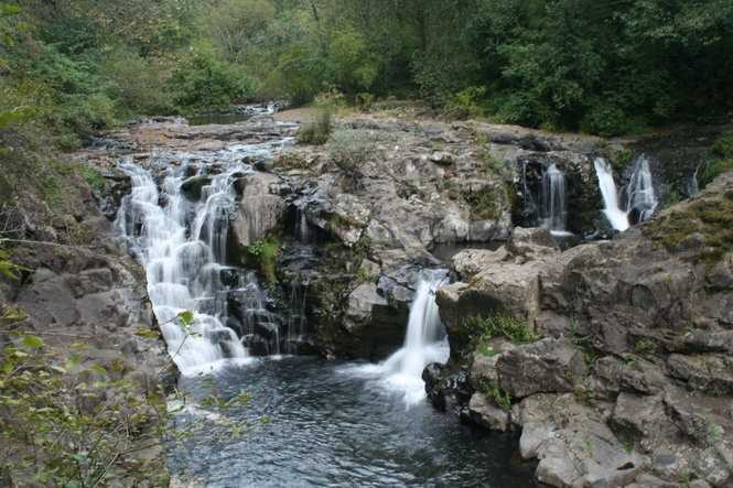 Swimming holes and waterfalls: where to get wet around Portland