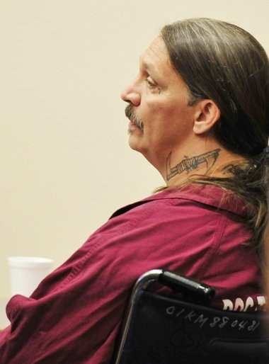 Gary Haugen (above) in 2011 waived his execution appeals, but Gov. John Kitzhaber later issued a reprieve. Now a second inmate, Jason Van Brumwell, says he wants to be executed.