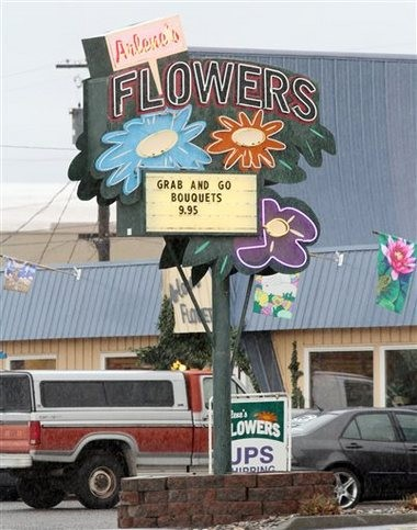 The Washington attorney general's office is suing the owner of Arlene's Flowers in Richland, Wash., for refusing to provide wedding flowers for a same-sex marriage.