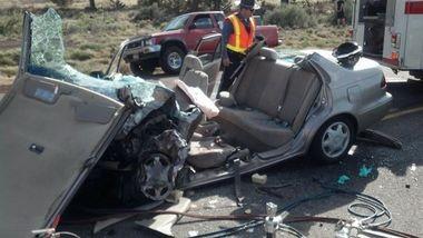 Crash along Oregon 126 near Redmond injures 5 people - oregonlive com