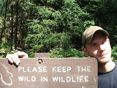 "James ""Jake"" Dutton, a 32-year-old hiker from Eugene, left his pickup truck at a U.S. Forest Service trailhead near Cougar Reservoir in the Willamette National Forest on June 15, 2012. He has not been found."