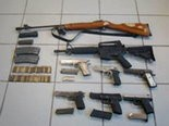 Many guns seized in Mexico are traced back to the U.S.