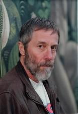 John Zerzan, photographed on December 8, 1999.
