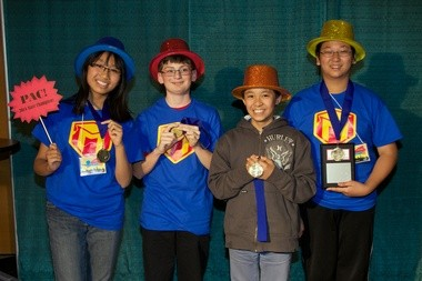 Beaverton's Meadow Park Middle School won this year's state-level MESA USA engineering competition and is expected to participate in the national contest this weekend.