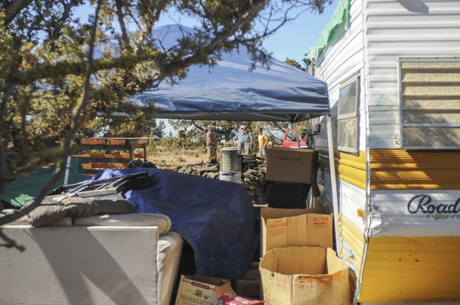 Central Oregon S Housing Crunch Forced People To Camp In High Desert Now They Must Leave Oregonlive Com