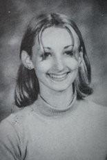 Yearbook photo of Jennifer Alldredge