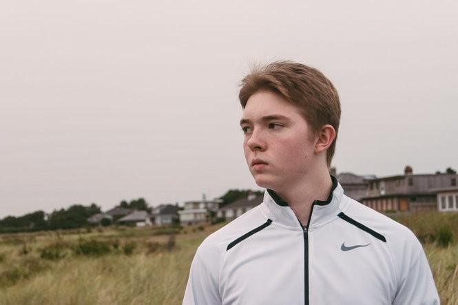 Connor Martin in 2018.