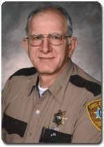 Craig Zanni, Coos County sheriff