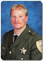 Gary Bettencourt, Gilliam County sheriff