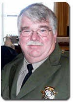 Jim Hensley, Crook County sheriff