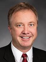 Sen. Doug Ericksen of Ferndale, Washington