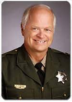 Tom Turner, Lane County sheriff