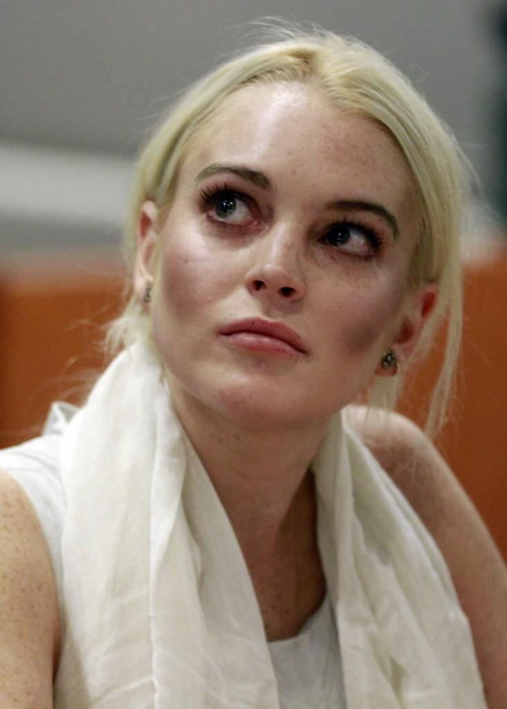 Lindsay Lohan to pose nude for Playboy | masslive.com