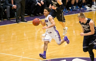Portland guard Alec Wintering is averaging eight points and 4.4 assists a game, and has helped the Pilots' offense average 78 points a game, 17 more than last season.