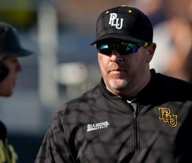 Geoff Loomis is the new baseball coach at the University of Portland.